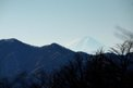 Mt.Fuji seen from Kisuge-daira