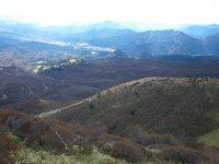 小丸山から見た天空回廊