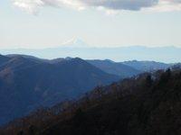 小丸山からは富士山が