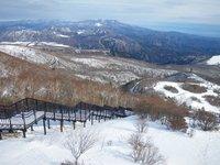 小丸山展望台からの眺め