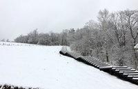 雪の天空回廊