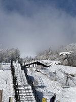 積雪10cm程度