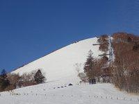 積雪情報 30cmほど アイスバーン